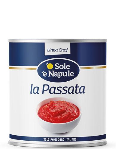 passata pomidory linea chef