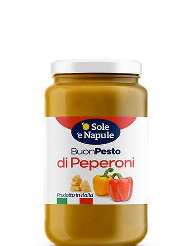 Sos paprykowy Buon Pesto 190g