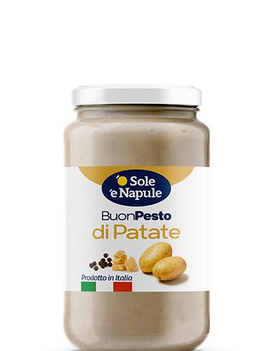 Sos ziemniaczany Buon Pesto 190g