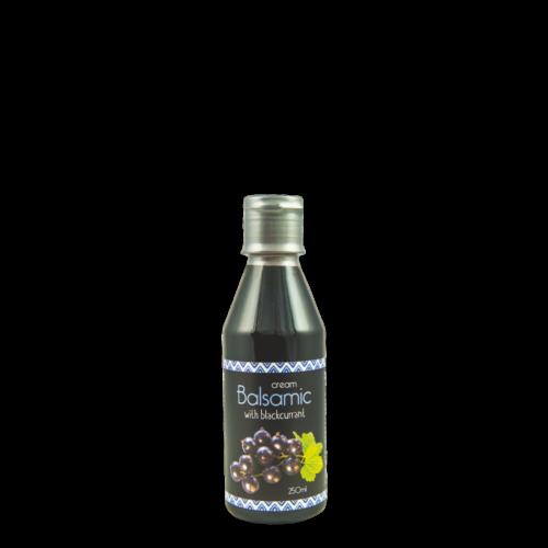 Krem balsamiczny z sokiem z czar. porzeczki