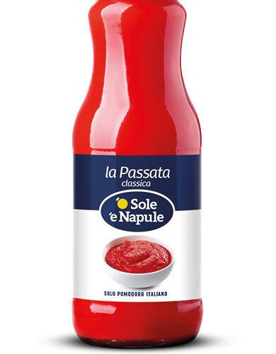 Passata pomidorowa O Sole e Napule 680g