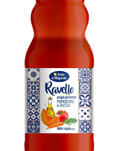 "Sos pomidorowy cukinia ""POMODORO E ZUCCA"" 350g"