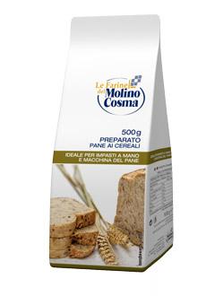 Gotowy preparat do chleba zbożowego Molino Cosma