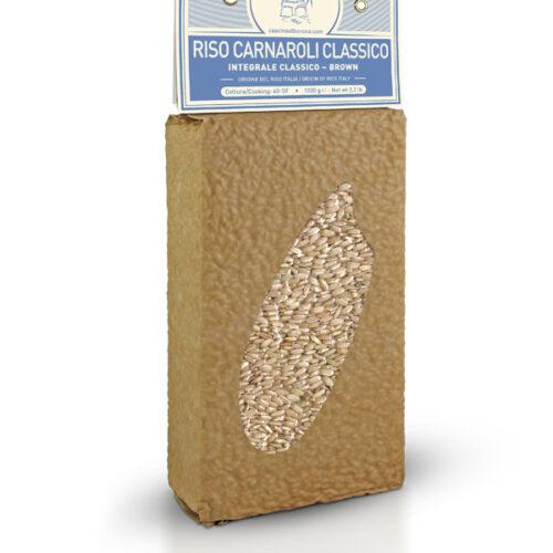 ryż pełnoziarnisty Carnaroli