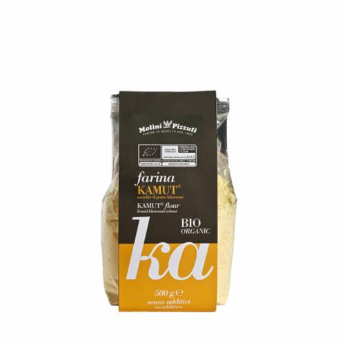 mąka z pszenicy mamut