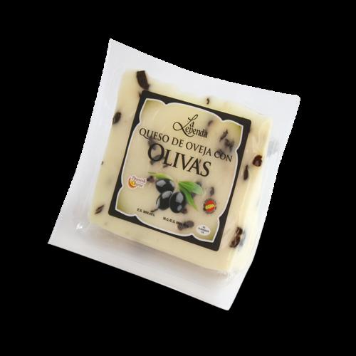 owczy z oliwkami