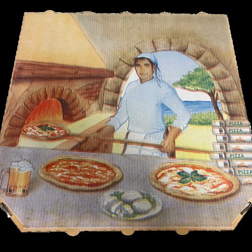 karton pizza