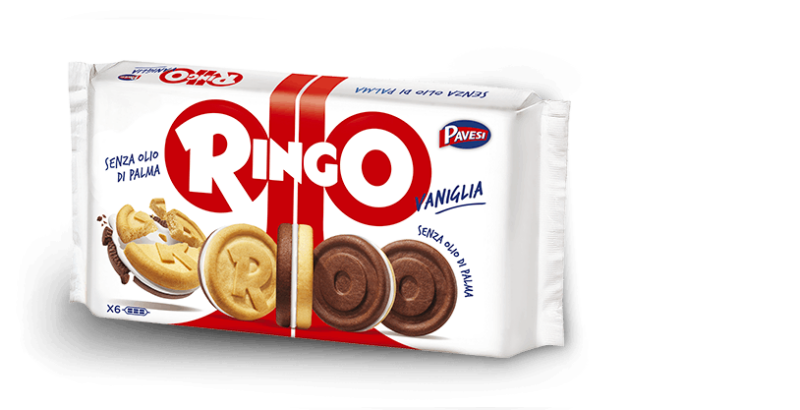 ringo vaniglia